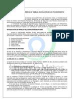 Dinámicas y Procedimientos- Consejo de Seguridad
