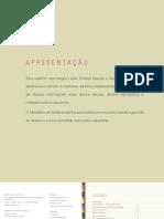 Cartilha Direitos Sexuais 2006