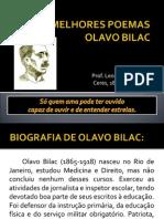 Olavo Bilac - Melhores Poemas