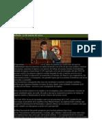 Las Cinco Locomotoras de Juan Manuel Santos