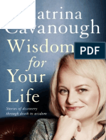Katrina Cavanough - Wisdom for Your Life (Extract)