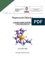 Lab Quimica 2bach Secundaria