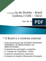 Direito brasileiro colonial.ppt