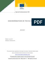 Discrimination in the EU in 2012