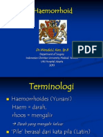 Hemorrhoid - Dr. Wendell (100413)