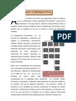 Competencias Basicas (Modelo de Articulo)