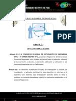 Bases de Concurso de Ponencia Regional Iquitos 2013 Corregido Colgar