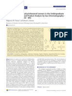 Dehydration of Methylcyclohexanol Isomers in the Undergraduate Por Obradith