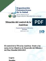 Control de Tbc en Las Americas