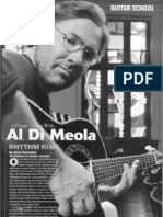 Guitar School With Al Di Meola