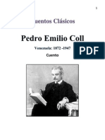 Cuentos Clásicos Pedro Emilio Coll iPad