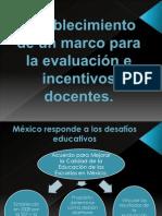 Establecimiento de un marco para la evaluación e