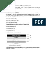 EJERCICIO DE DISEÑO DE PAVIMENTO FLEXIBLE