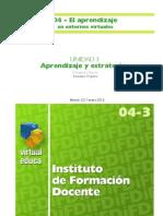 04.IFD Aprendizaje Unidad 3