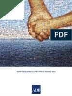 ADB Annual Report 2004