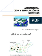 Conceptos Basicos de Modelacion de Sistemas