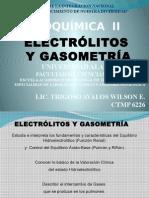 Electrolitos - AGA