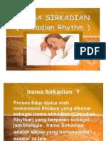 Irama Sircadian Pwr Point