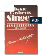 Bashevis Singer Isaac - Los Herederos