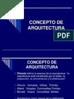 1 CONCEPTO DE ARQUITECTURA.ppt