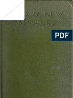 Old & New Masters - Robert Lynd (1919) Literature & Mysticism