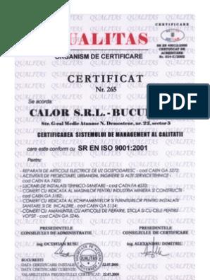 Catalog Calor 2010 1