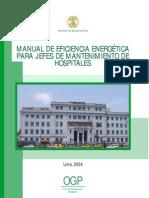 Manual Para Hospitales