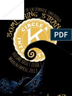 UCSD Circle K Newsletter - March/April 2013