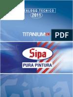 Catalogo Tecnico Sipa