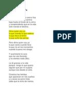 Niña Pastori - Dime Quien Soy Yo (Acariciame La Cara)
