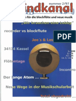 Windkanal 1997-2
