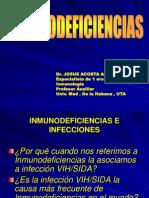 INMUNODEFICIENCIAS CONFERENCIA AMBATO