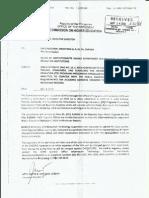 Public Orientation - CMO 12 s 2013