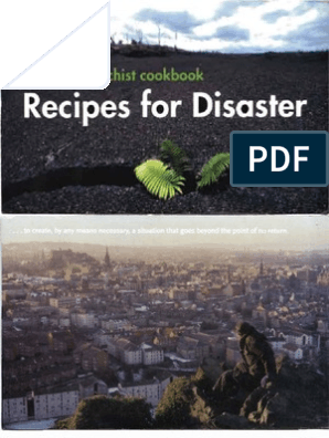 Recipes For Disaster: An Anarchist Cookbook   Voting