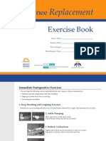 Total Knee Replacement Exercise Booklet