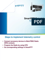 SmartPTT Tutorial - MOTOTRBO Telemetry