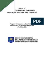 Monev Program Partisipatif