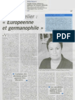Européenne et germanophile