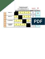 Boletin Informativo Futbol Sala - Segunda Categoria