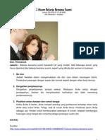3 Aturan Bekerja Bersama Suami
