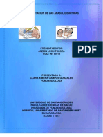 rehabilitaciondelasafasiasydisartrias-120314142622-phpapp02