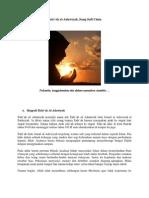 E-Book Rabi'Ah Al-Adawiyah, Sang Sufi Cinta