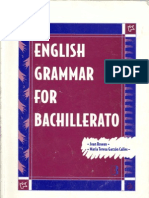English Grammar for Bachillerato