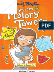 Secrets at Malory Towers - Enid Blyton