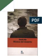 Música del desierto-Dennis Arita