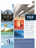 Airtherm Mini Products Brochure