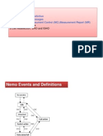 Nemo - Events and Definition