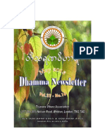 Newsletter May 2013 (Tisarana Vihara Association)
