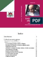 Lieti Attingerete Alla Sorgente. L'episcopato camerinese di mons. Bruno Frattegiani (1964-1989)
