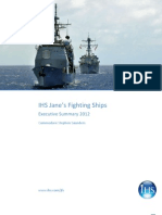 Ihs Janes Fighting Ships Executive Summary 2012